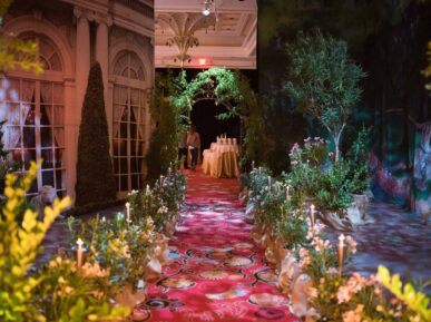 Experiential Event Planning, Great Gatsby Themed Event